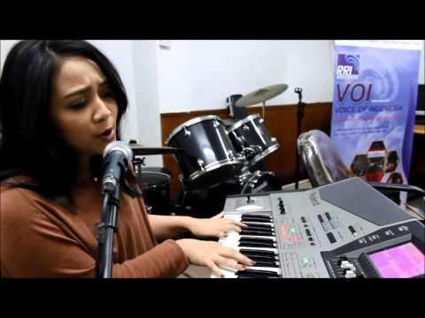 Gita Gutawa - Rangkaian Kata - Voice of Indonesia RRI