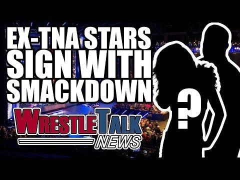 Real Reason Behind Jinder Mahal Smackdown Push? Ex TNA Stars Sign With WWE | WrestleTalk News 2017
