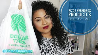 Dollar Tree RIZOS HERMOSOS 2018 Damarismakeup