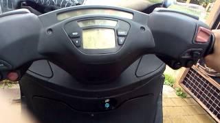 Piaggio x9 250 moto_lv