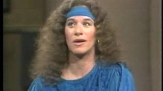 Carole King on Late Night, August 26, 1982