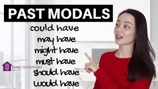 PAST MODALS: could have | may have | might have | must have | should have | would have - GRAMMAR