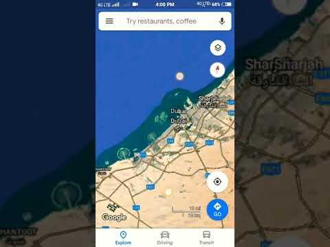 India Map 2 Dubai