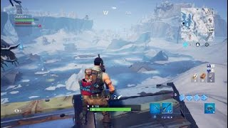 Fortnite Icy Fiends et Ice Legion Emplacement et CHEATS