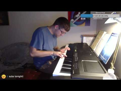 The Ultimate Nerdy Piano Medley no1 | Kyle Landry
