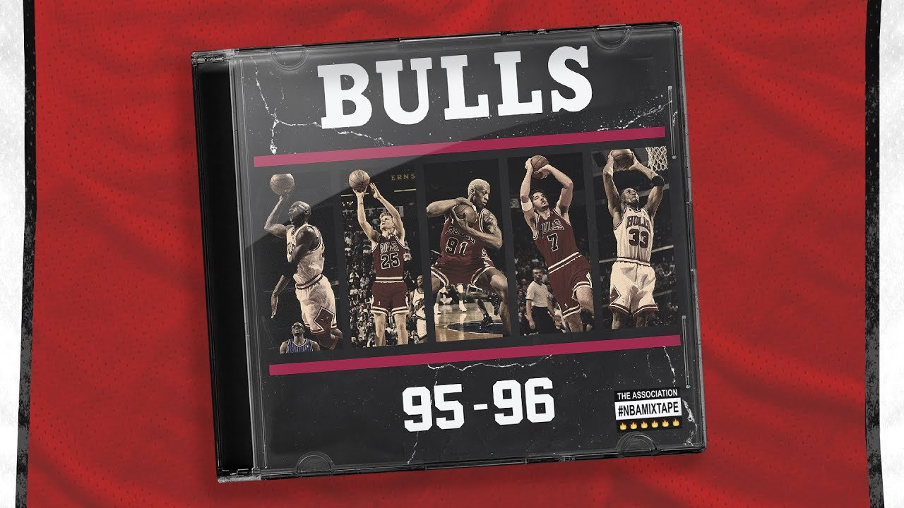 chicago bulls 72-10