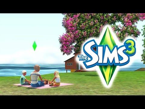 The Sims 3 #36 Новый город-новая жизнь   Cary LP