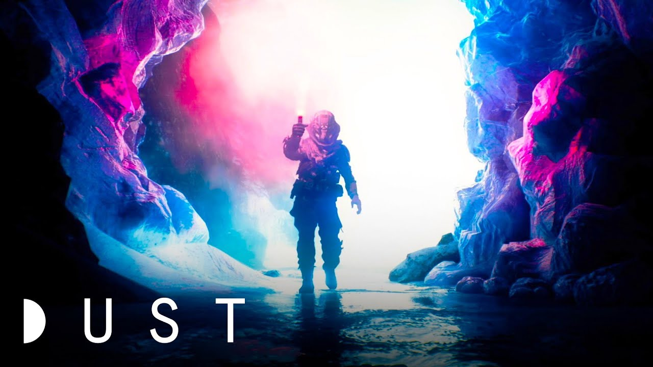 sci fi short film explorers presented by dust youtube