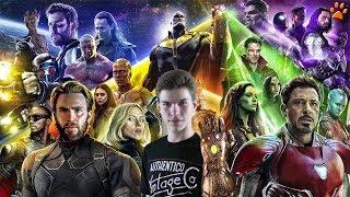 НАСКОЛЬКО хорошо КАСТ Мстители: Война Бесконечности Знает Вселенную МАРВЕЛ?