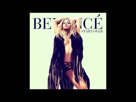 Beyonce - Start Over Karaoke / Instrumental with backing vocals and lyrics