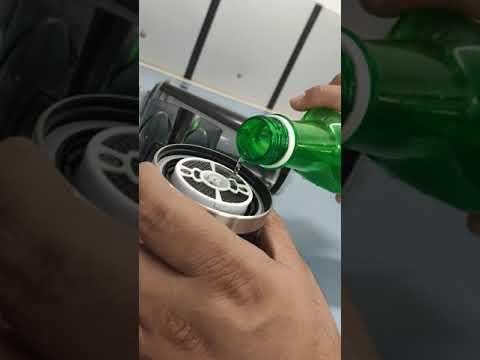 HIAL - Hydrogen Water Bottle Service 2