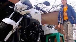 Разконсервация Stels Flex 250. Прохват по Пятигорску. [Moto Life](, 2014-04-01T15:51:05.000Z)