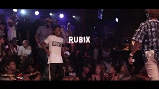 RUBIX |Judge showcase |Fusion concept 2015