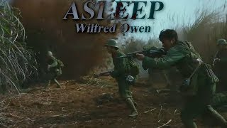 Wilfred Owen | Asleep (Poem)