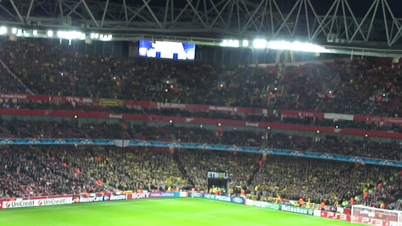 Arsenal FC - BV Borussia Dortmund 09  #2