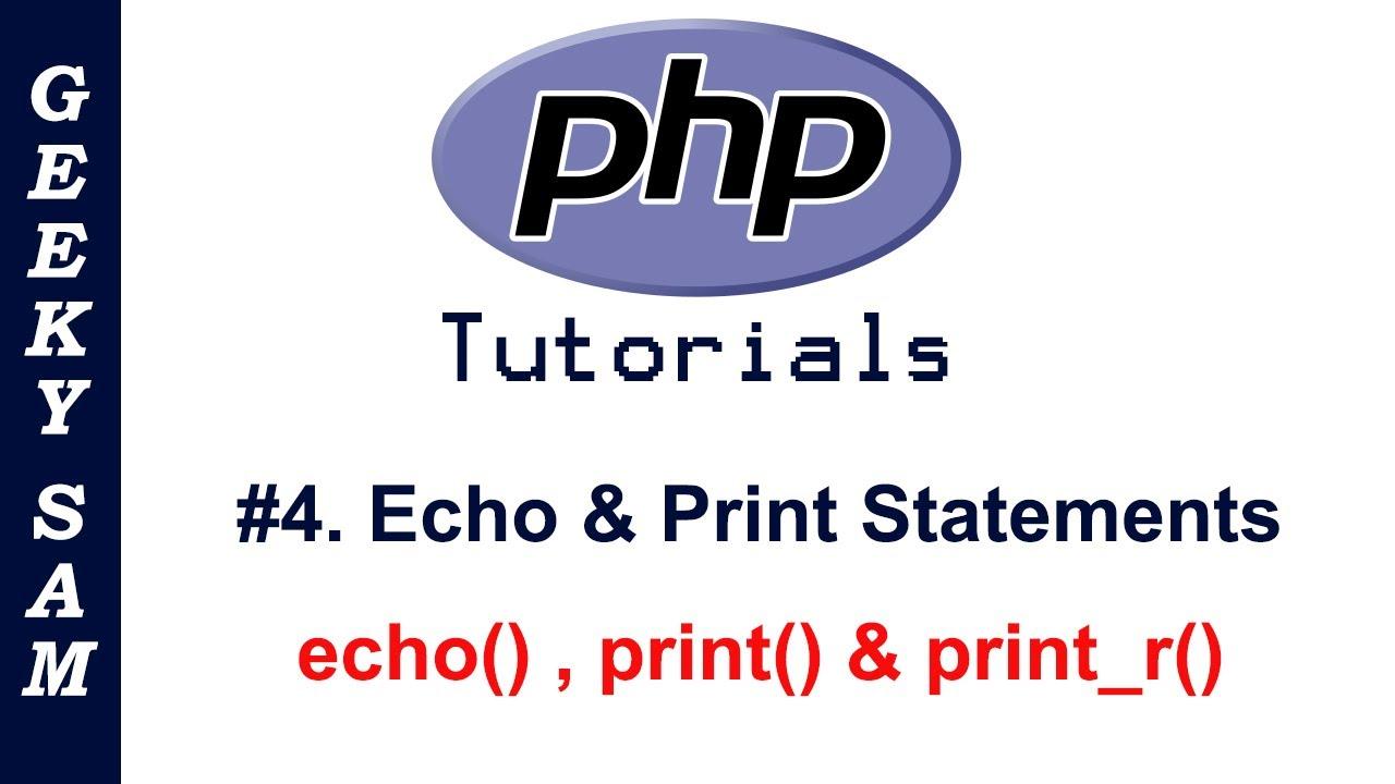 PHP5 TUTORIAL FOR BEGINNERS EBOOK