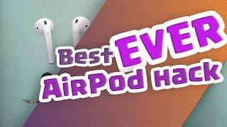AirPod 2 Hack