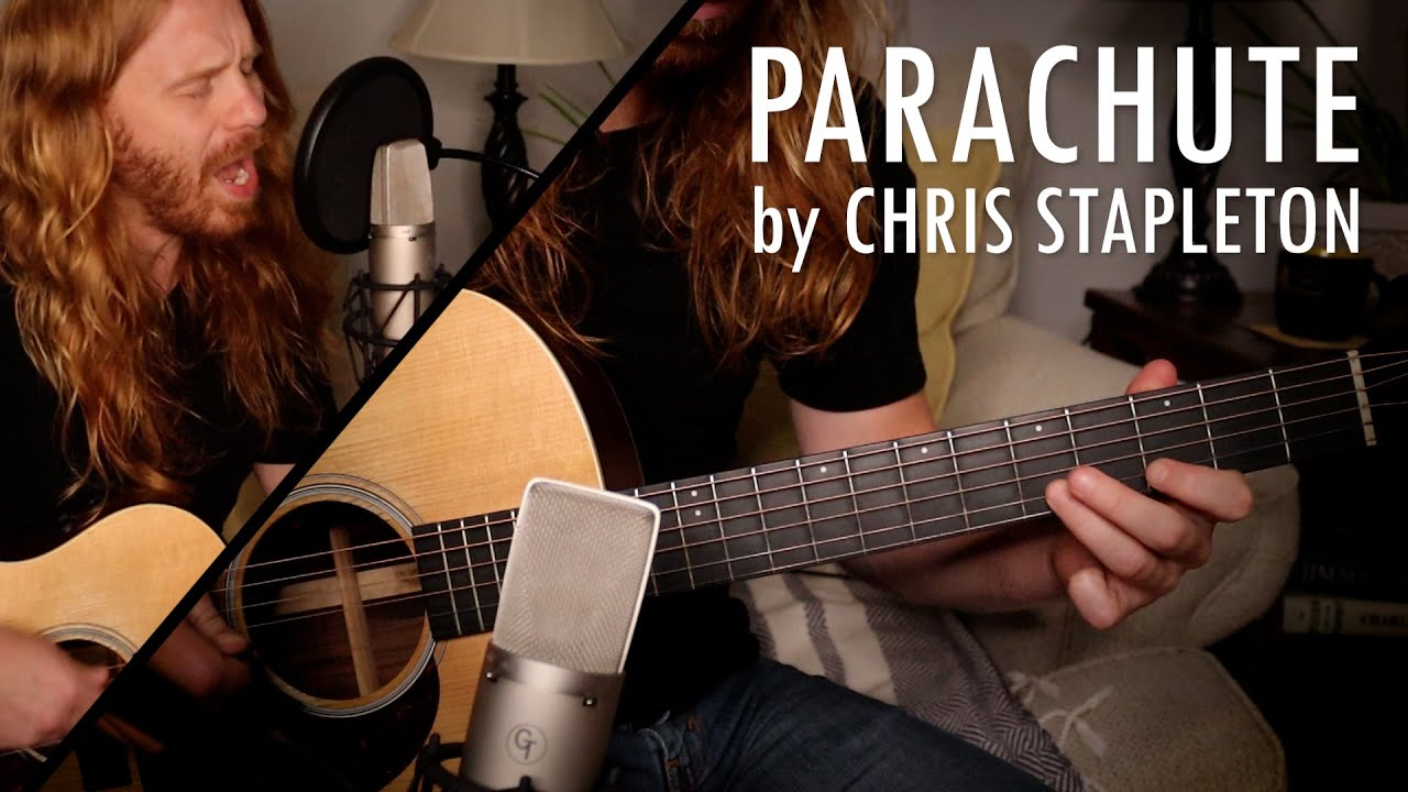 """Parachute"" by Chris Stapleton - Adam Pearce (Acoustic Cover)"