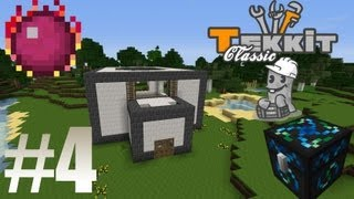 Tekkit Classic - Episode 4 - Energy Condenser