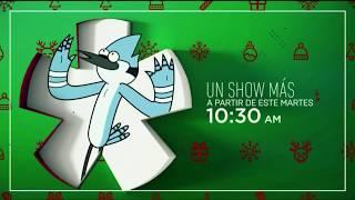 Un Show Mas A Partir Del 26 De Diciembre A Las 10:30  Por Canal 5 De Mexico