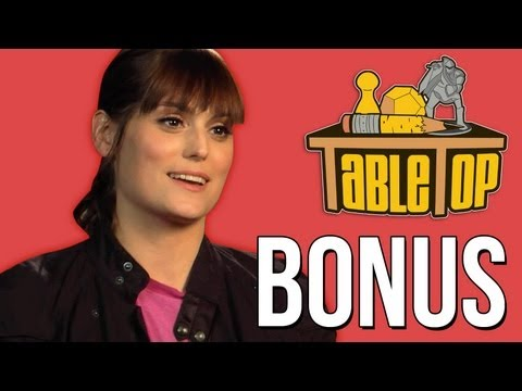 Morgan Webb extended interview from Pandemic - TableTop ep. 14