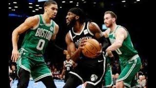 Boston Celtics vs Brooklyn Nets NBA Full Highlights (15th January 2019)