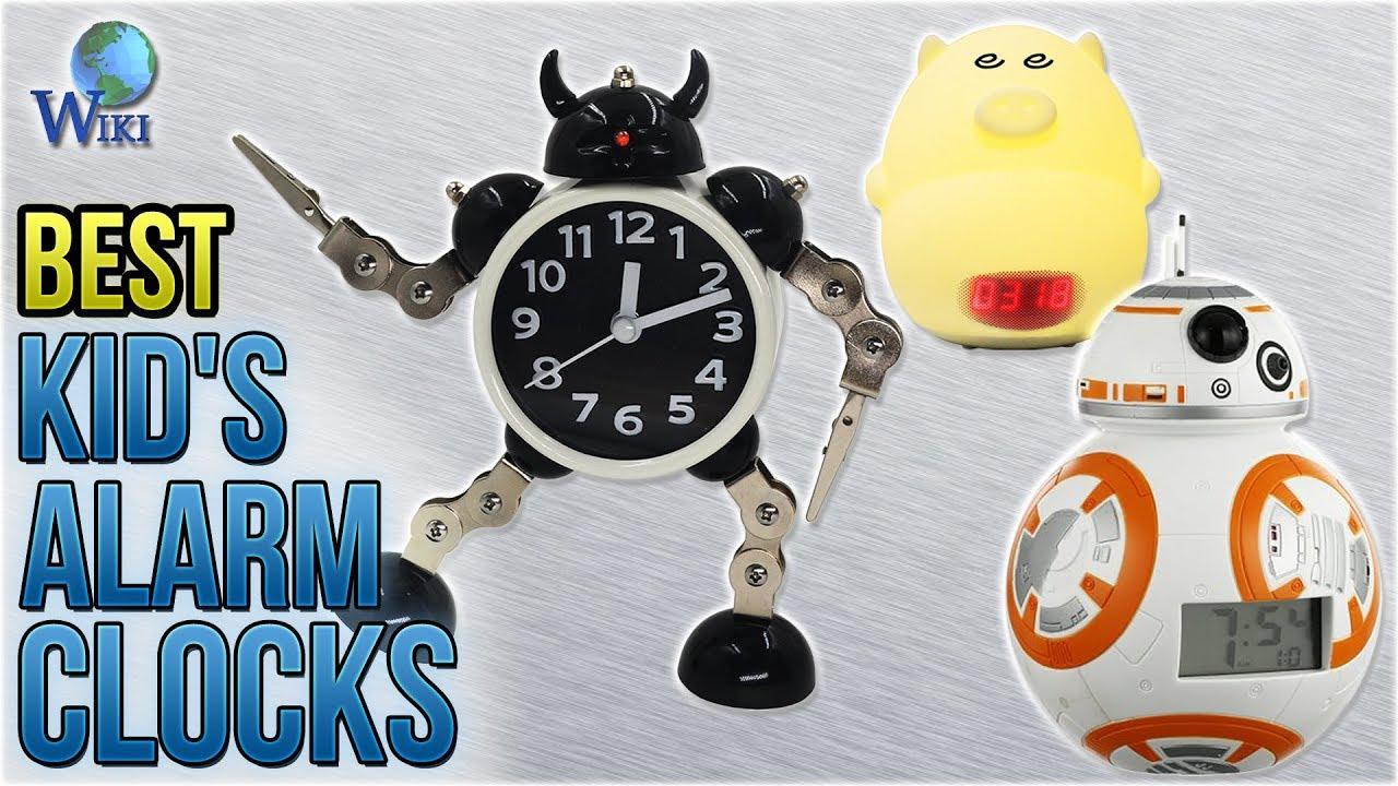 10 Best Kid S Alarm Clocks 2018 You