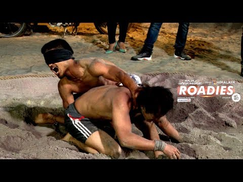 HIMALAYA ROADIES Rising Through Hell | EPISODE 17 | SEMI FIN