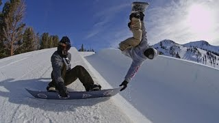 The Snowboarder Movie: Resolution (Trailer) thumbnail