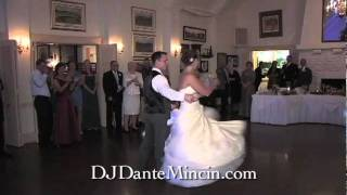 Wedding & Reception DJ Dante Mincin