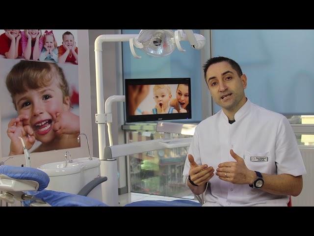 Çocuklarda diş fırçalama nasıl olmaldır?