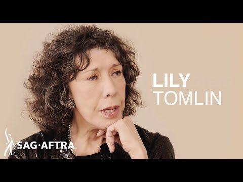Actor to Actor: SAG-AFTRA President Gabrielle Carteris Interviews Lily Tomlin