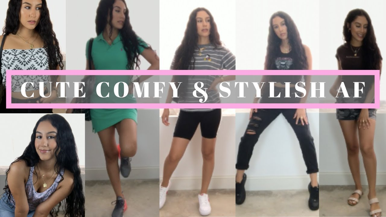 [VIDEO] - BACK TO SCHOOL OUTFIT IDEAS 2019 | College Edition 4