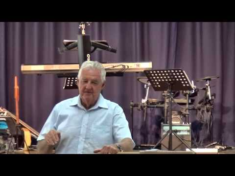 "22 March 2015 ""Bringing Back the Presence"" Ps Neil Miers"