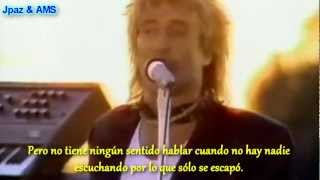 YOUNG TURKS - Rod Stewart -- (Subtitulada en Español)
