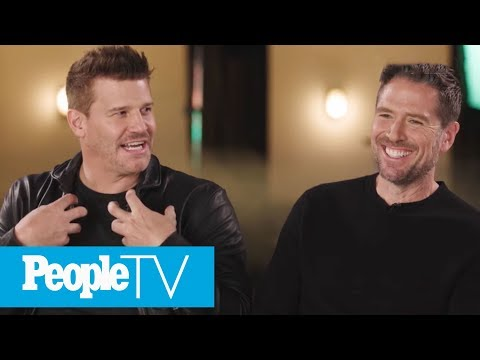 David Boreanaz On The Day He Found Out About The 'Angel' Spin-off | PeopleTV | Entertainment Weekly