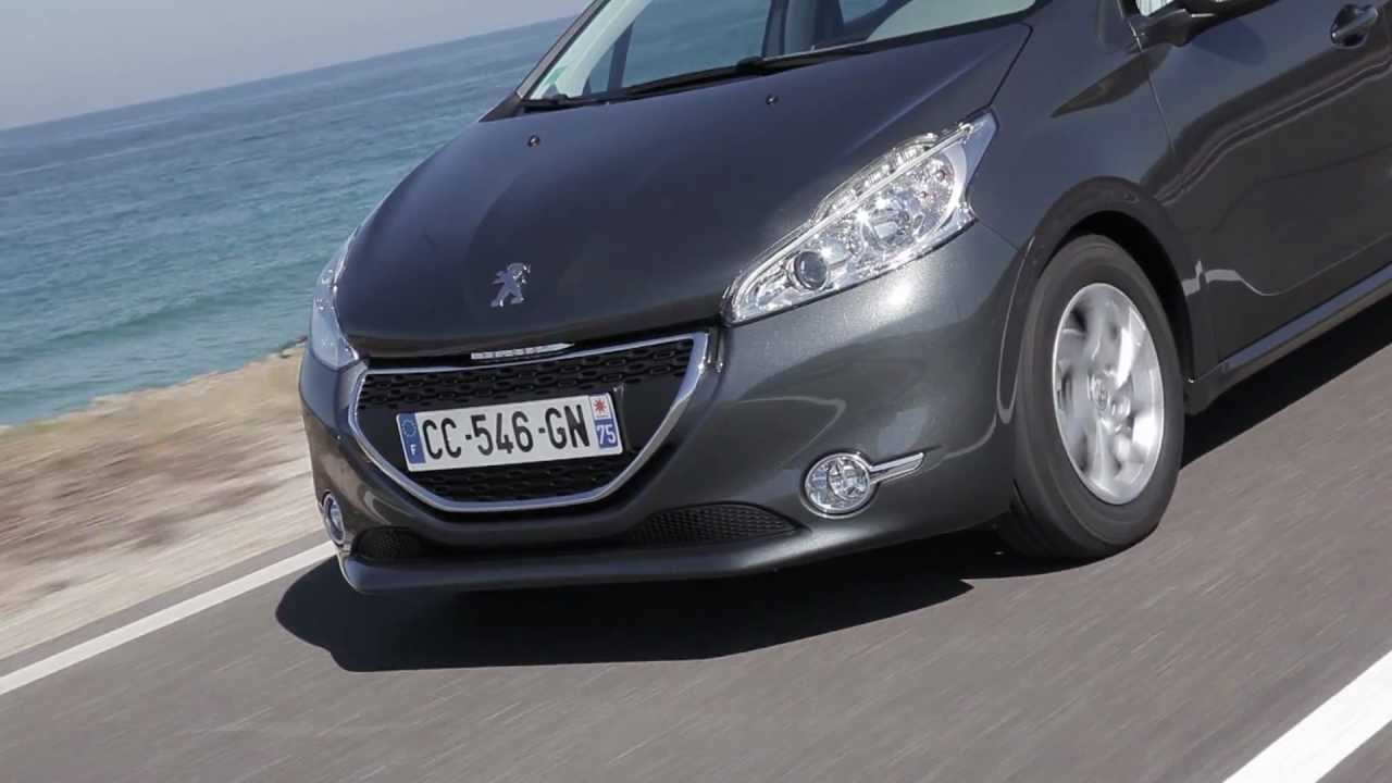 essai peugeot 208 1 6 e hdi 92 active 5 portes 2012 youtube. Black Bedroom Furniture Sets. Home Design Ideas