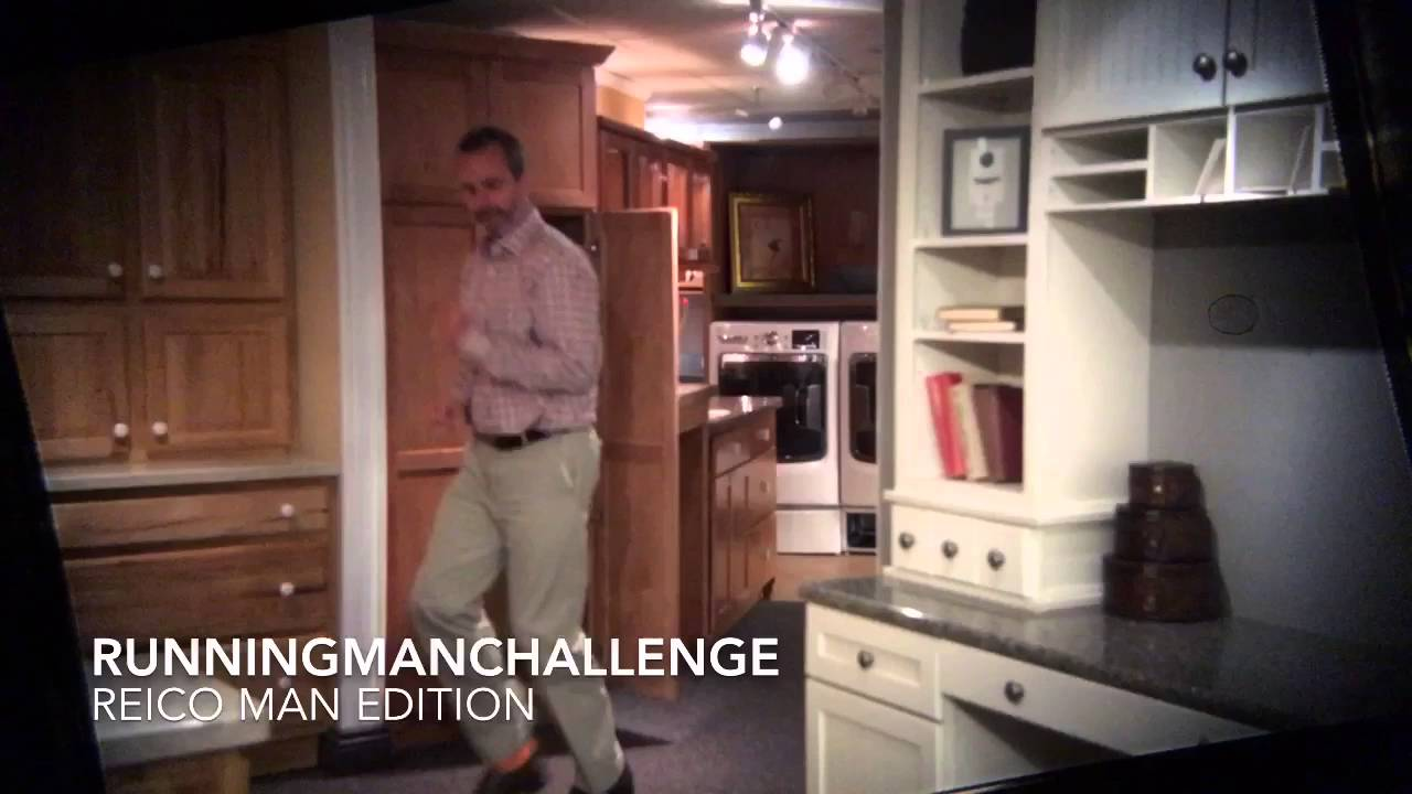 Reico Kitchen & Bath RunningMan Challenge - YouTube