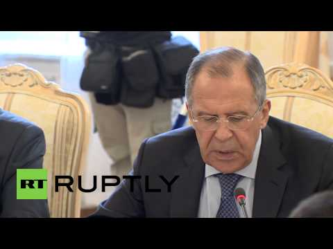 Russia: FM Lavrov meets Organisation of Islamic Cooperation head