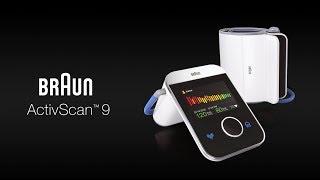 Braun ActivScan 9 - Upper arm blood pressure monitor