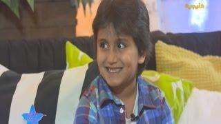 حياة نجم - لقاء مع الطفل الموديل مهند في برنامج صغار ستار روتانا