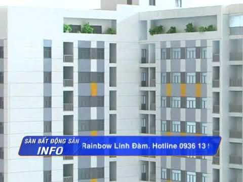 Giới thiệu dự án Rainbow Linh Đàm - Hoàng Mai - Hà Nội