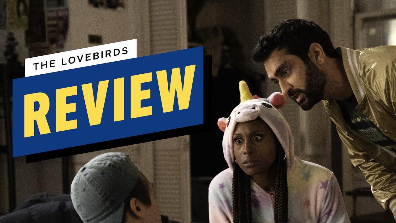 Netflix's The Lovebirds análisis + vídeo