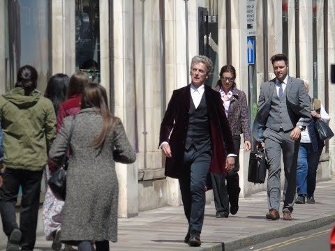 DOCTOR WHO SERIES 9 NEWS - Capaldi Says The Time Lord Will Make A Cataclysmic Error
