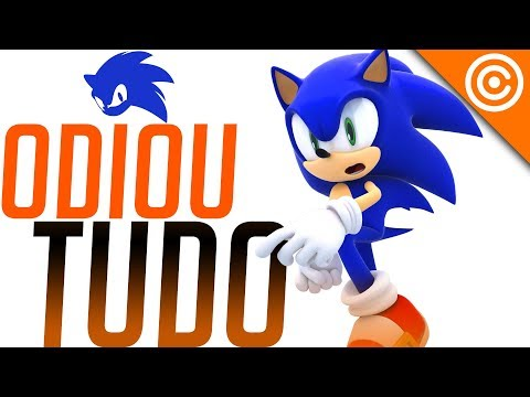 Jim Carrey ODIOU os Fãs se Metendo no Visual do SONIC