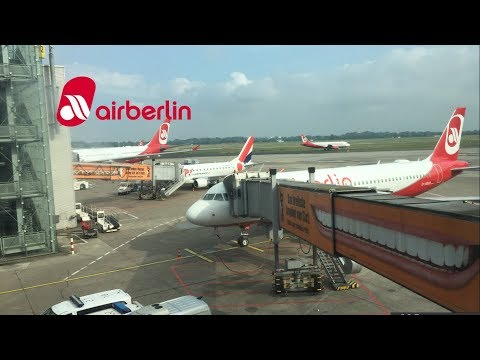 Tripreport | airberlin | Airbus A320-200 | Hamburg-Düsseldorf