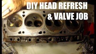 DIY Head Refresh and Valve Job. Episode 4