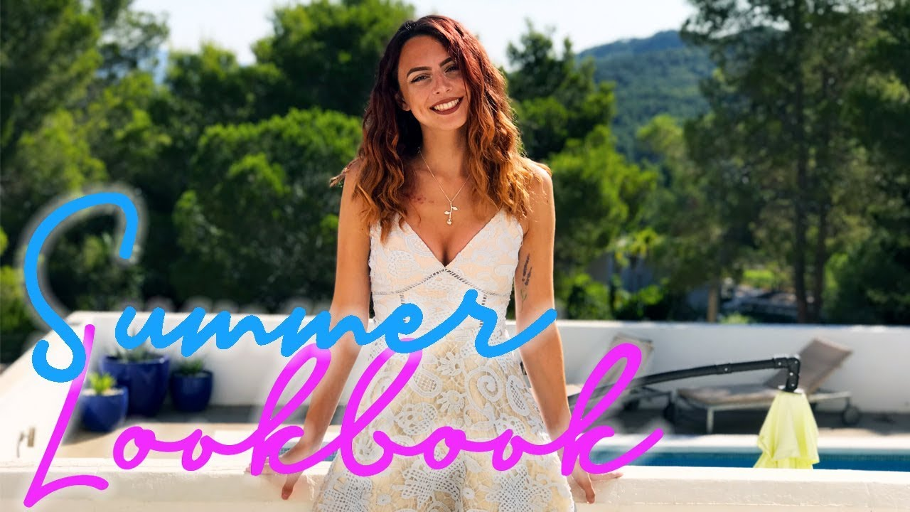 [VIDEO] - SUMMER LOOKBOOK 2018 | Sophie Foster 1