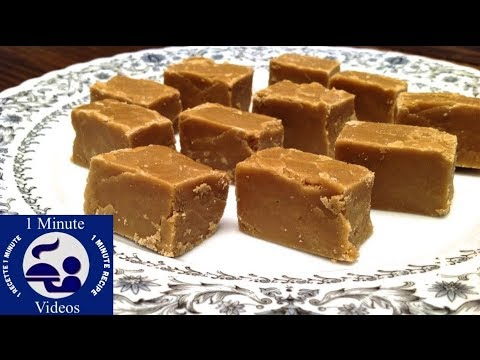 How to Quickly Make Fudge (HD)