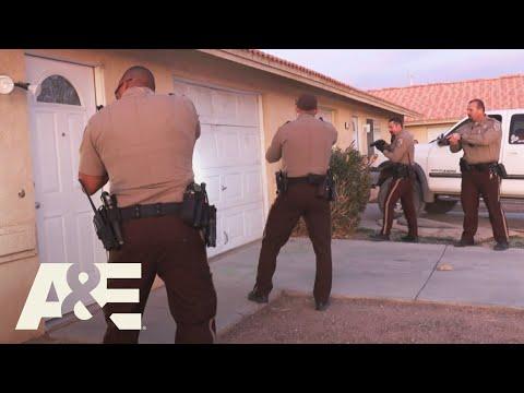 Live PD: Wild Desert Chase (Season 4) | A E